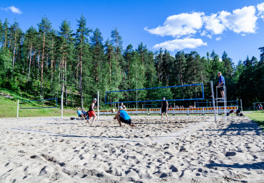 JKL Open - Beach Volley