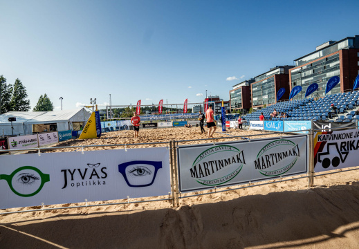 BeachVolley SM 2019 - Perjantai