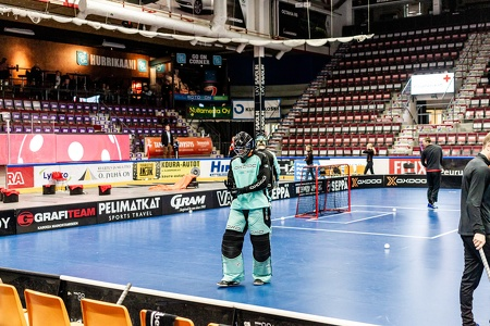 Salibandy - Happee vs. SPV - 28.9.2019